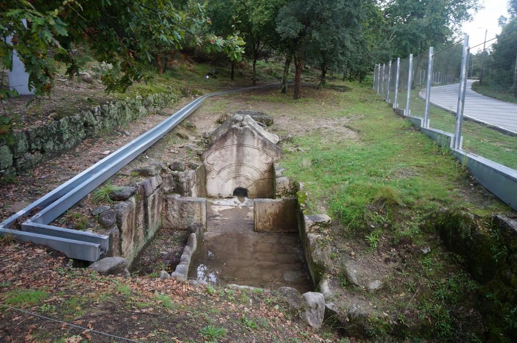 Citânia de Briteiros, een 2000 jaar oude nederzetting.