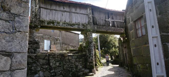 Juguelhe nabij Cabeceiras de Basto