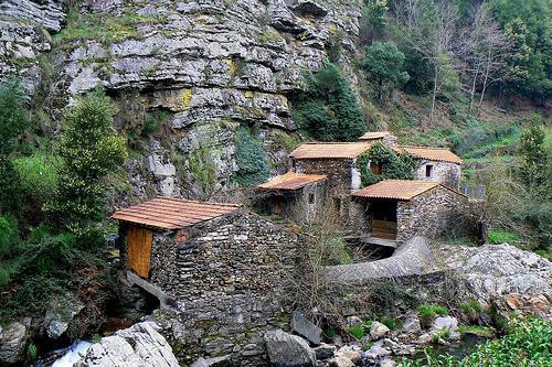 Paredes, een plaats en gemeente in het district Porto.
