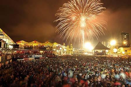 De viering van São João