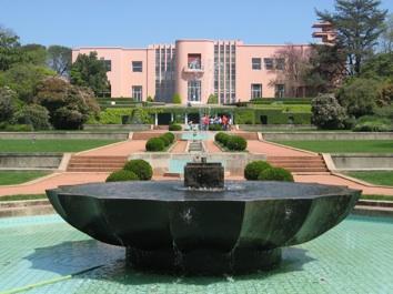 Het Museu de Serralves is een museum voor hedendaagse kunst in Porto.