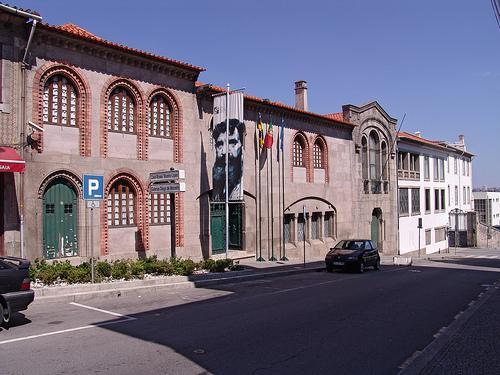 Casa-Museu de Teixeira Lopes