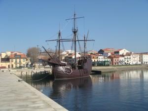 Alfândega Régia, het voormalig belastingkantoor waar alle handelswaar van de scheepvaart werd geregistreerd en belast.