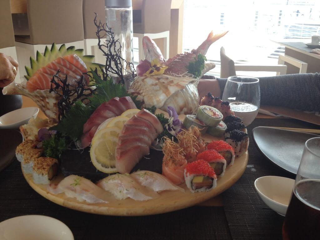 Romando Sushi Caffé - Su PER lekkere sushi